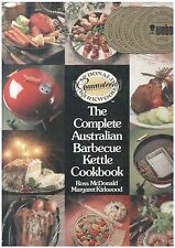 COMPLETE AUSTRALIAN BARBECUE KETTLE COOKBOOK,WEBER 1992