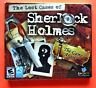 The Lost Cases of Sherlock Holmes CD Software *** FREE Shipping ***