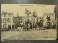 cpa 55 sampigny bombardé par les allemands guerre 1914