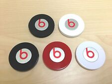 Original Authentic Monster Beats by Dr Dre Solo HD Center Cap red white black
