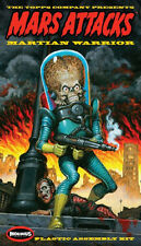 "Moebius 1/8 Mars Attacks: Martian Warrior Figure (12"" Tall) MOE936"