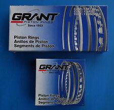"Triumph TR5 TR6 TR250 2500 PI TC Piston Ring Set +.020"""