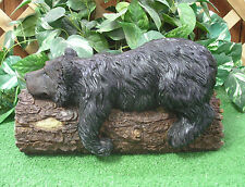Lazy Black Bear Grizzly Polar Latex Fiberglass Production Mold Concrete Plaster