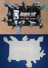 Resident evil Window Sticker / Fenster Aufkleber Rare & New