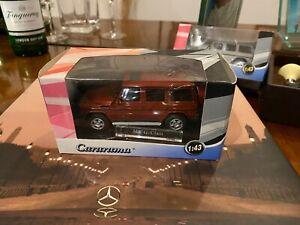 Cararama Mercedes G-wagen Model Toy G-Class G300 G500 G400