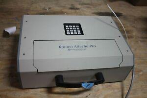 Romeo Attache Braille Printer Embosser Machine Enabling Technologies