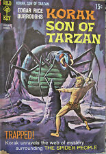 Korak Son of Tarzan 1968 #25 Gold Key Silver Age Comics VG 4.0 15 cent