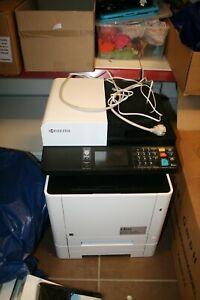 fi14# Aus Insolvenz: Drucker Kyocera Ecosys M5526cdn
