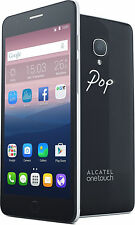 Alcatel one touch pop star 5.0 3G 5022X-blanc