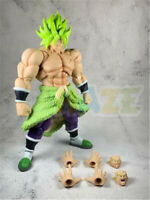 S.H.Figuarts Dragon Ball Super Saiyan Broly Full Power 18cm Action Figure Model