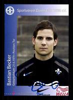 Bastian Becker Autogrammkarte Darmstadt SV 2005-06 Original + A 135507