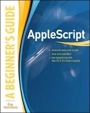 AppleScript: A Beginner's Guide (Paperback or Softback)