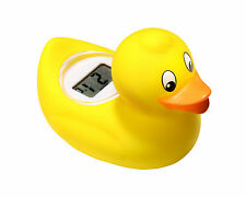 Digi Duckling Digital Bath Thermometer with LCD Screen and Long Battery Life