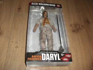Daryl Savior Prisoner The Walking Dead TV Version Color Tops Action Figur 18 cm