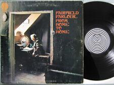 Fairfield Parlour – From Home to Home, orig. AUS 1st press on Vertigo Swirl