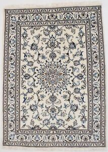 Classic Vintage Plush Floral 5X7 Handmade Oriental Area Rug Home Decor Carpet