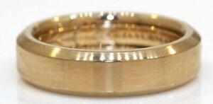 LOVELY 18K ROSE GOLD DAVID YURMAN BAND! 10.7 GRAMS #T56