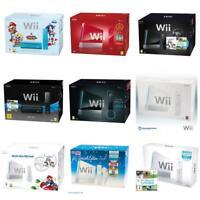Nintendo Wii Konsole mit OVP inkl. Spiele wie z.B. Mario Kart + Controller