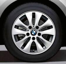 4 BMW Winterräder Styling 229 1er E81 E87 BMW 205/55 R16 91H M+S ALUFELGEN NEU