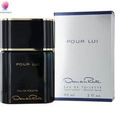 Pour Lui Oscar de la Renta Cologne Men Perfume Eau De Toilette Spray 3 oz 90 ml
