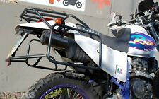 Yamaha TT 250 R Raid Whole-welded luggage rack system Black Mmoto MM44