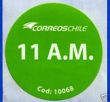 CHILE, OFFICIAL CORREOSCHILE UNUSED POSTAL STICKER # 05
