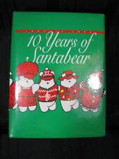 Dayton Hudson Marshall Fields Field'S 10 Years Of Santabear Photo Picture Album