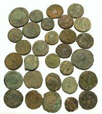 Lot 302 : Lot of 30 Roman Bronze Coins, a