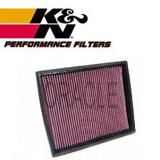 K/&n filtre à air Opel Zafira C Tourer 1.4i Turbo 33-2966