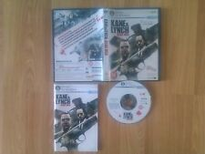kane & Lynch Dead Men PC DVD ROM