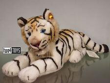 Steiff BHARAT THE WHITE TIGER 17in./43 cm - EAN 066153 RETIRED