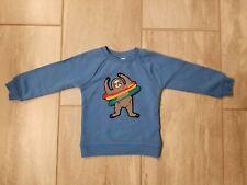 NWT Hanna Andersson Boy's Sweatshirt Blue