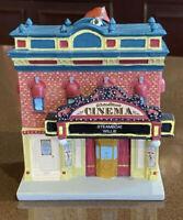 2020 Disney World Parks Exclusive Main Street Cinema Ornament New Miniature