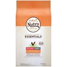 NUTRO WHOLESOME ESSENTIALS Small Breed Senior Natural Dry Dog Food