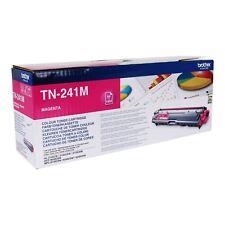 Brother Laser Toner Cartridge - TN241M - Magenta - 1400 Page Yield