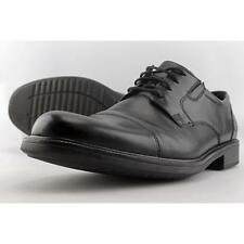 40a702c502d Bostonian Flexlite Bardwell Limit Men US 12 W Black Oxford Pre Owned 1353