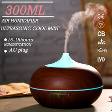 GX.Diffuser Aroma Aromatherapy Diffuser Essential Oil Ultrasonic Air Humidifiers