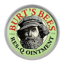 Burt's Bees Res-Q Ointment 0.6 oz (Pack of 7)