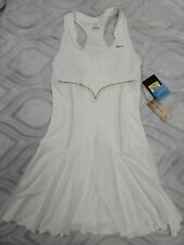 Nike white dress Maria Sharapova NWT small