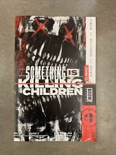 Something is Killing the Children #11 1:100 Slaugh Variant BOOM! Studios 2020