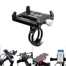 GUB- Alu Fahrrad Halter Handy Motorrad Halterung Bike Smartphone Universal Mofa