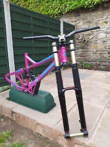 Giant Downhill Mountain Bike frame
