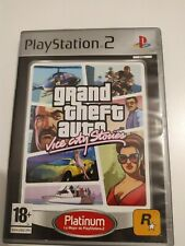 GRAND THEFT AUTO VICE CITY STORIES PLAYSTATION COMPLETO PAL ESPAÑA