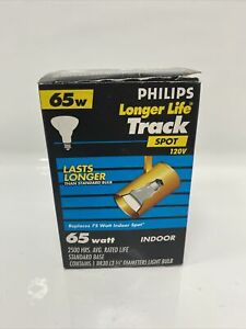 Philips BR30 Longer Life 65W Indoor Flood Light Bulb
