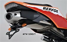 R&G Racing AFTERMARKET Tail Tidy to fit Honda CBR 600 RR 2013-2015 LP0139BK