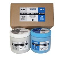 PVS Finest Dental Impression Material Regular Set Catalyst Putty Poly Siloxane