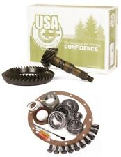 "GM 8.875"" Chevy 12 Bolt CAR 3.55 Ring and Pinion Master Install USA Std Gear Pkg"