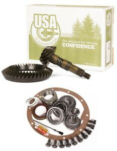 """1983-2009 Ford 8.8"""" Rearend 4.56 Ring and Pinion Master Install USA Std Gear Pkg"""