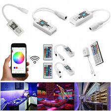 Magic Bluetooth Wifi Music remote controller RGB RGBW iOS Android for LED Strip