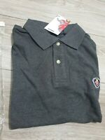 Scania Charcoal Poloshit Size Small